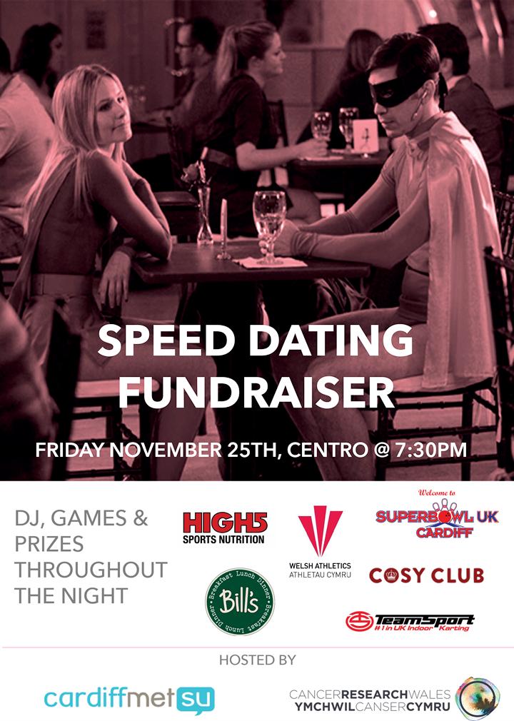 Cardiff su Speed Dating