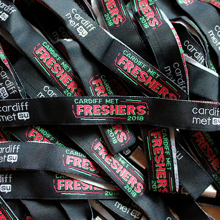 Freshers' Wristband Collection