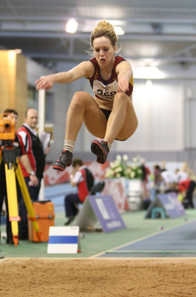 Cardiff Met & RAF Grand Prix Series: New Year Open